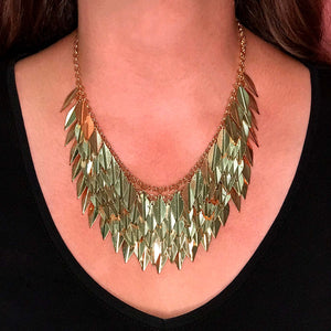 Hannah Statement Necklace