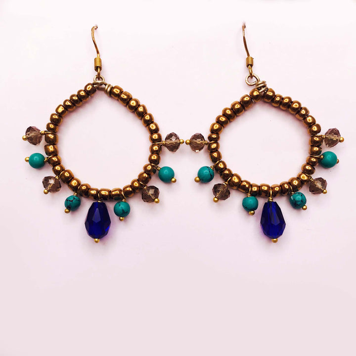 Lyla Hoop Earrings