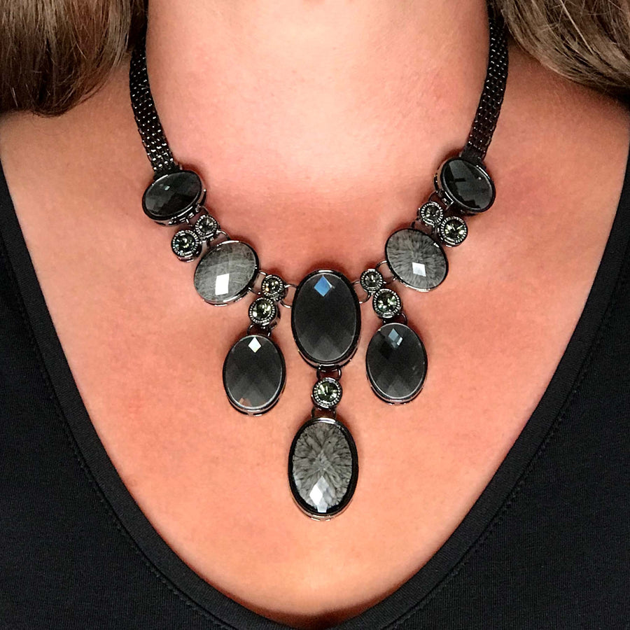 Victoria Statement Necklace