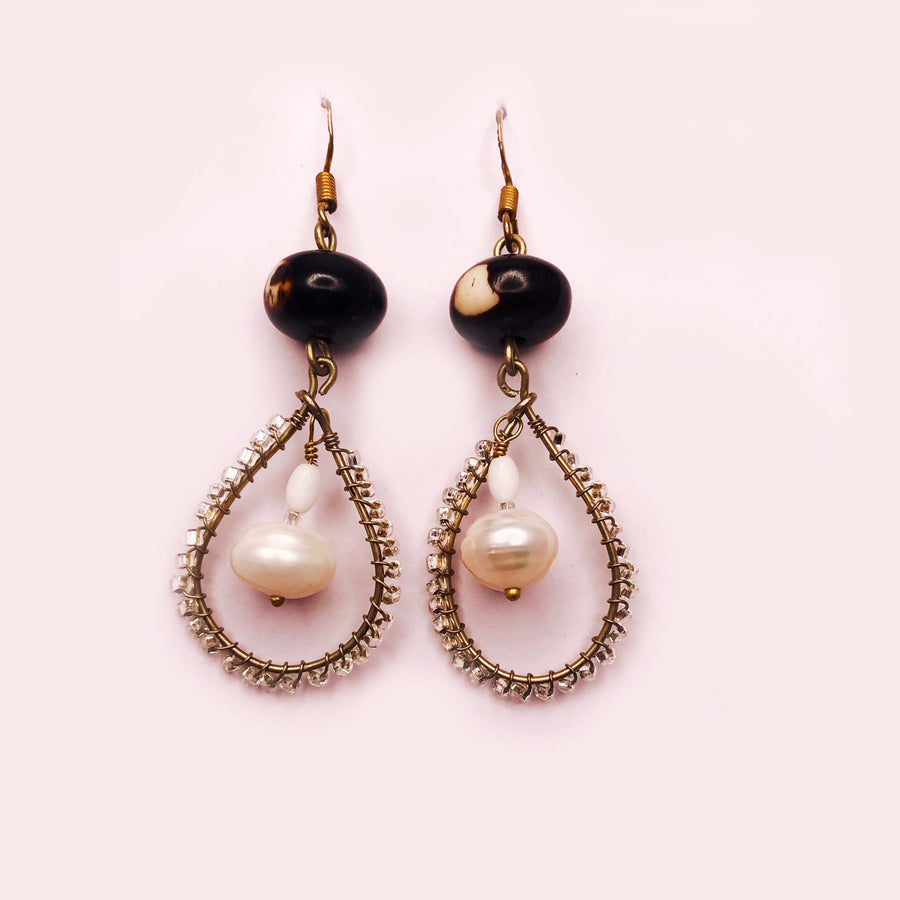 Natalia Drop Earrings
