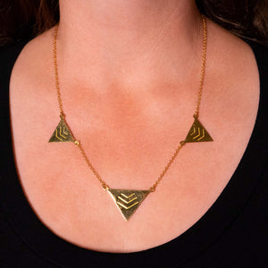 Latitude Necklace