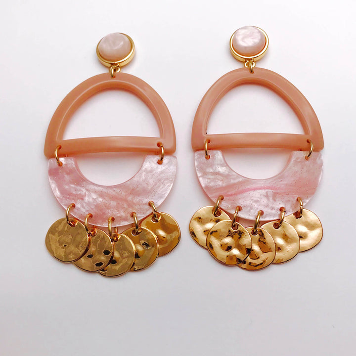 Venetia Statement Earrings