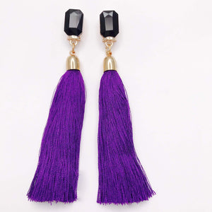 Eva Tassel Earrings