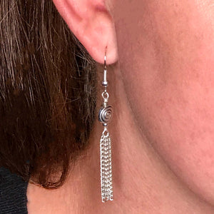 Teagan Tassel Earrings