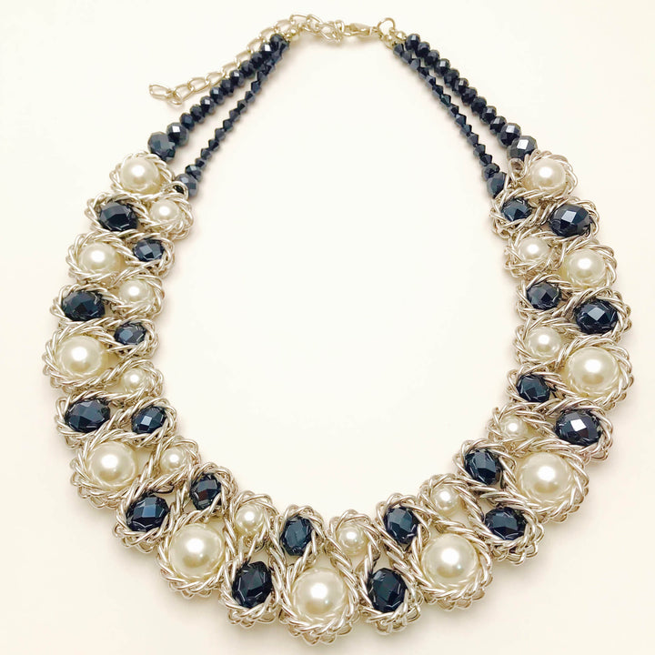 Ardra Statement Necklace
