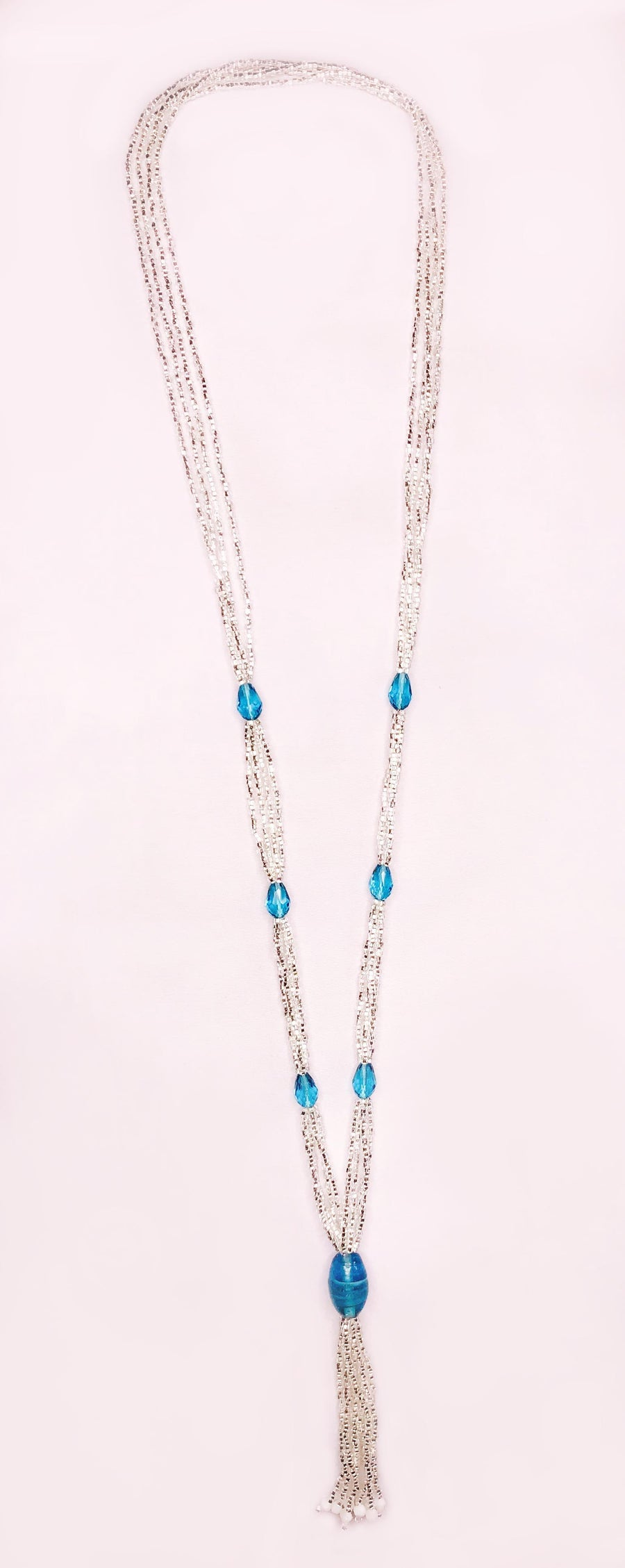 Marci Tassel Necklace