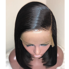 Load image into Gallery viewer, HD 5X5 Pre-plucked Bob Wig