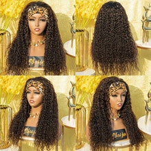 Load image into Gallery viewer, Wig Maggie - WET AND WAVY EASY HEADBAND WIG(Get 5 Pcs Free Headbands)