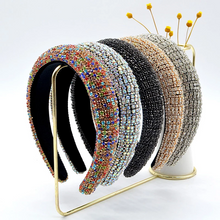 Load image into Gallery viewer, Full Diamond Luxury Headband for Women
