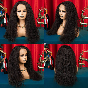 "360 Lace Wig Original Curly hair 24"" [BIG SALE]"