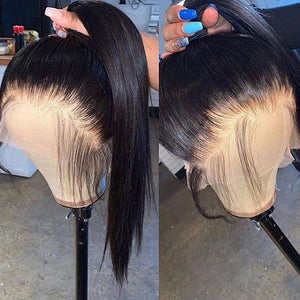 360 Lace Wig Silky Straight Hair