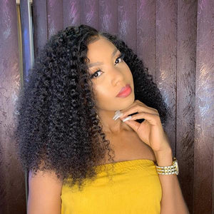 Wig Anne-Jerry Curly 13x4 Lace Frontal Wig