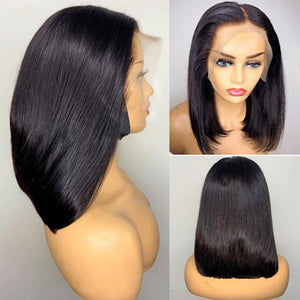 Wig Ada - Straight Frontal Wig (Styled look)
