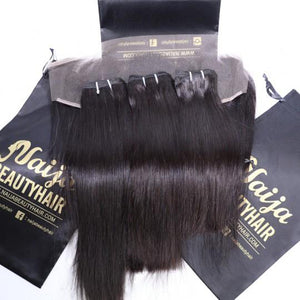 Silky Straight Couture Frontal Box