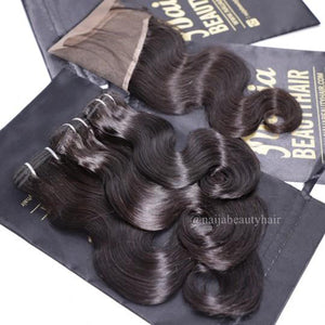 Body Wave Couture Frontal Box