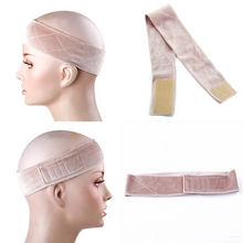 Load image into Gallery viewer, NB Wig Grip Velvet Adjustable Headband