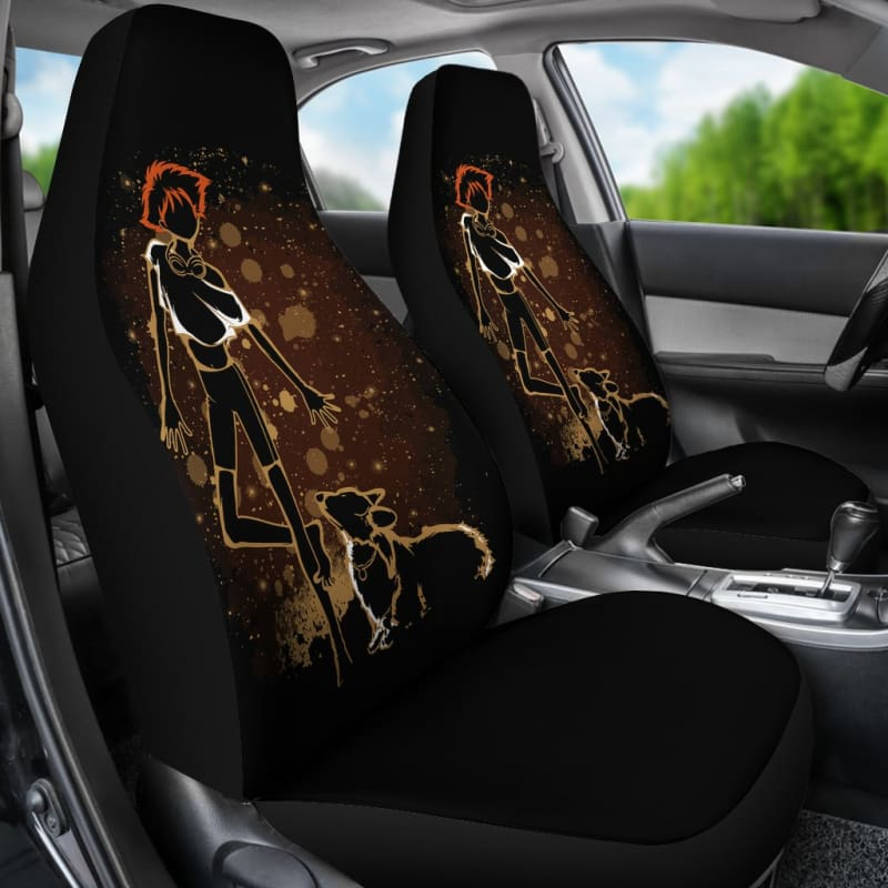 Outstanding Edward Ein Cowboy Bebop Car Seat Covers Alphanode Cool Chair Designs And Ideas Alphanodeonline