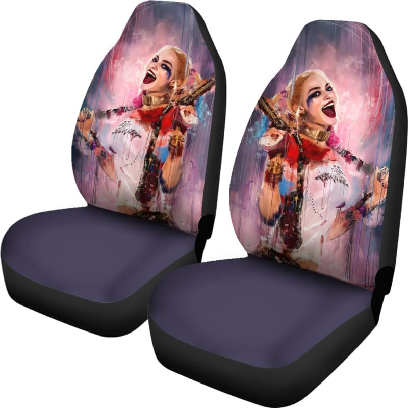 Harley Quinn Car Seat Covers Gearkinda Free Shipping