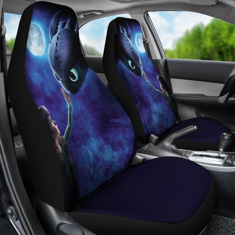 How To Train Your Dragon Car Seat Covers Gearkinda Free Shipping