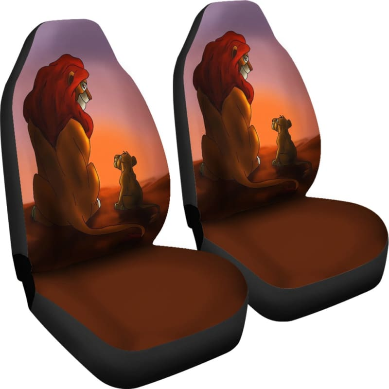 The Lion King Car Seat Covers V1 Gearkinda Free Shipping