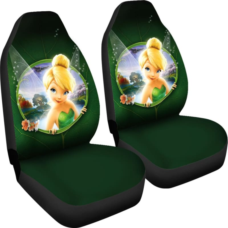 Enjoyable Tinker Bell Car Seat Covers Pabps2019 Chair Design Images Pabps2019Com