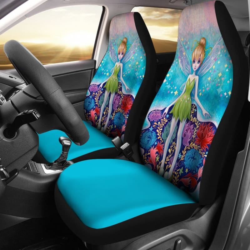 Enjoyable Tinkerbell Car Seat Covers Pabps2019 Chair Design Images Pabps2019Com