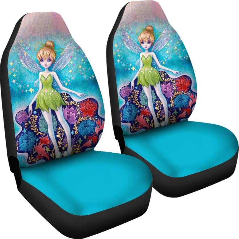Tinkerbell Car Seat Covers Gearkinda Free Shipping
