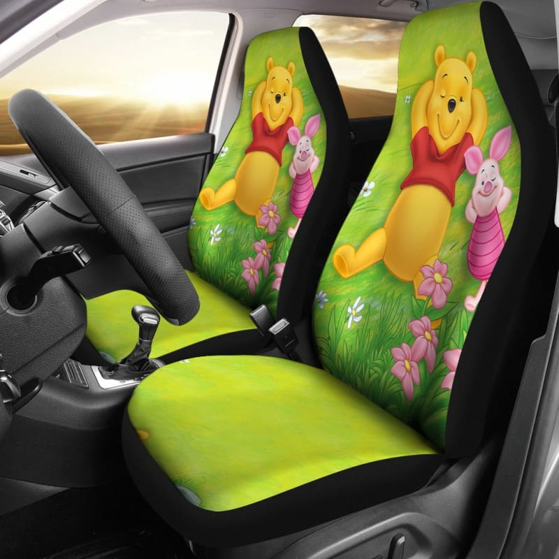Winnie The Pooh Car Seat Covers Gearkinda Free Shipping