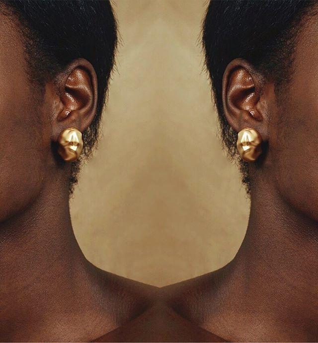 Raw Earrings