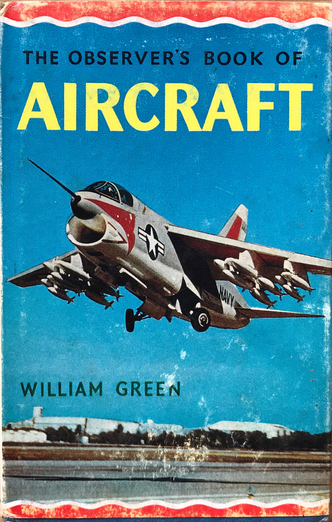 The Observer's book of Aircraft 1967