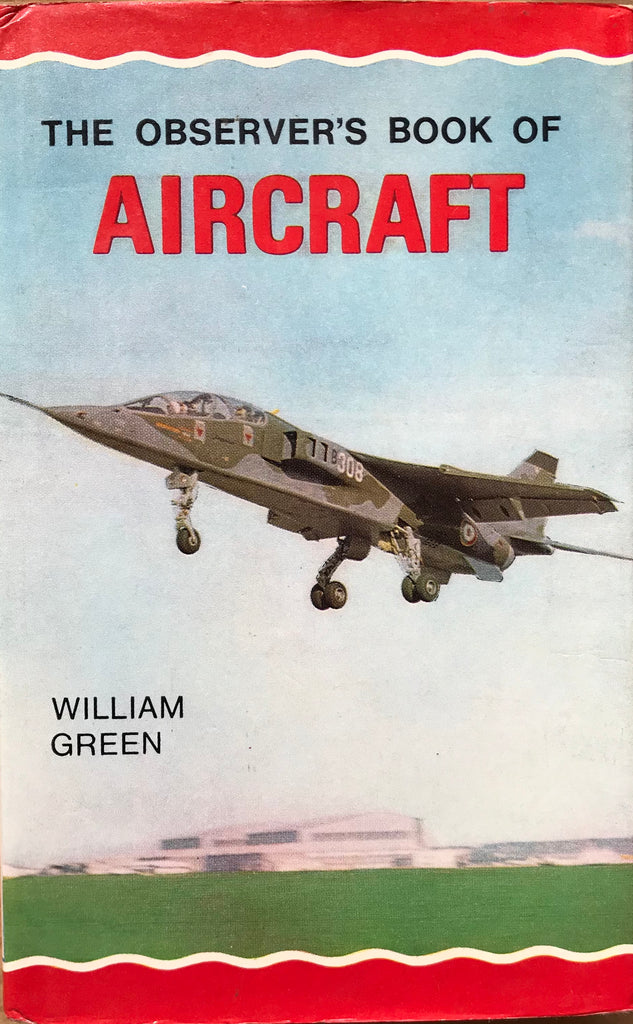 The Observer's book of Aircraft 1971