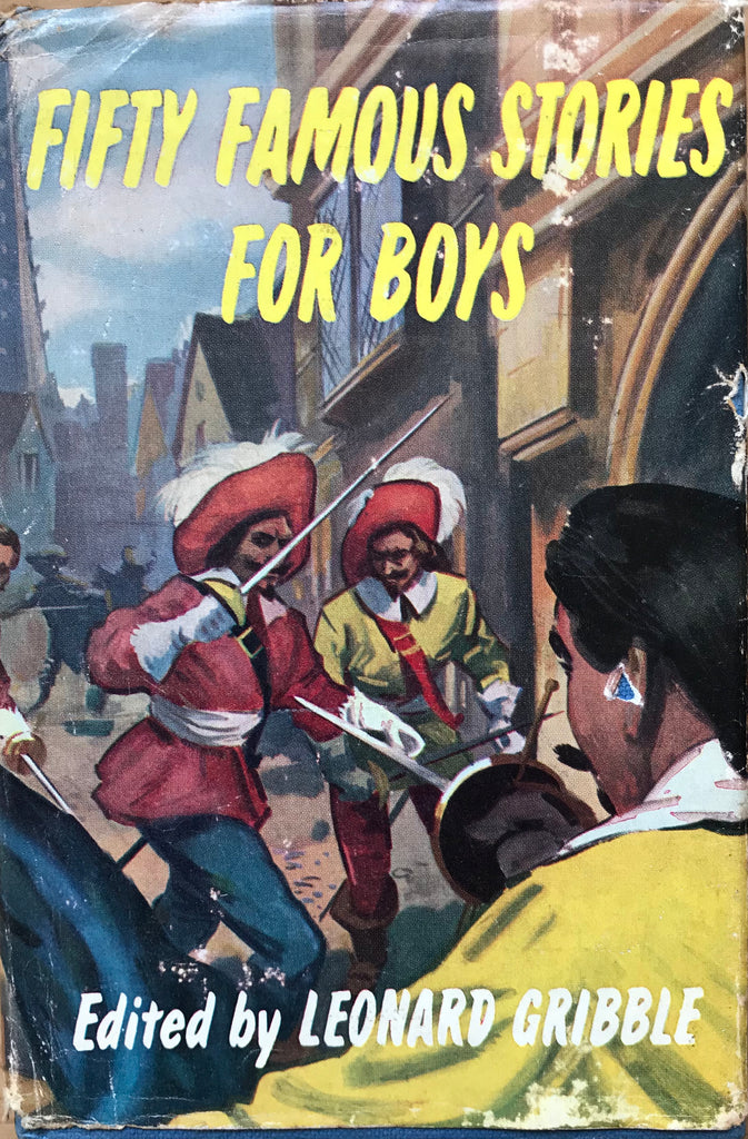 Fifty Famous Stories For Boys