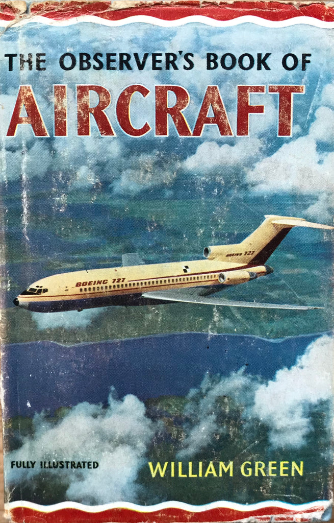 The Observer's book of Aircraft 1964