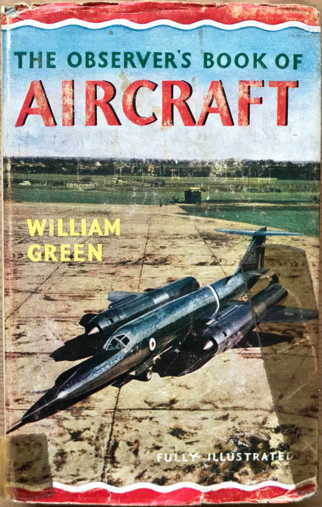 The Observer's book of Aircraft 1963
