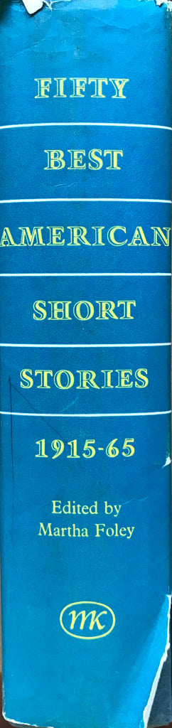 50 Best American Short Stories 1915-65