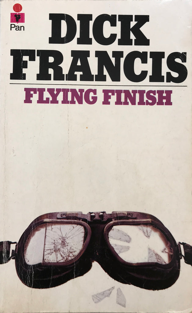 Dick Francis Flying Finish