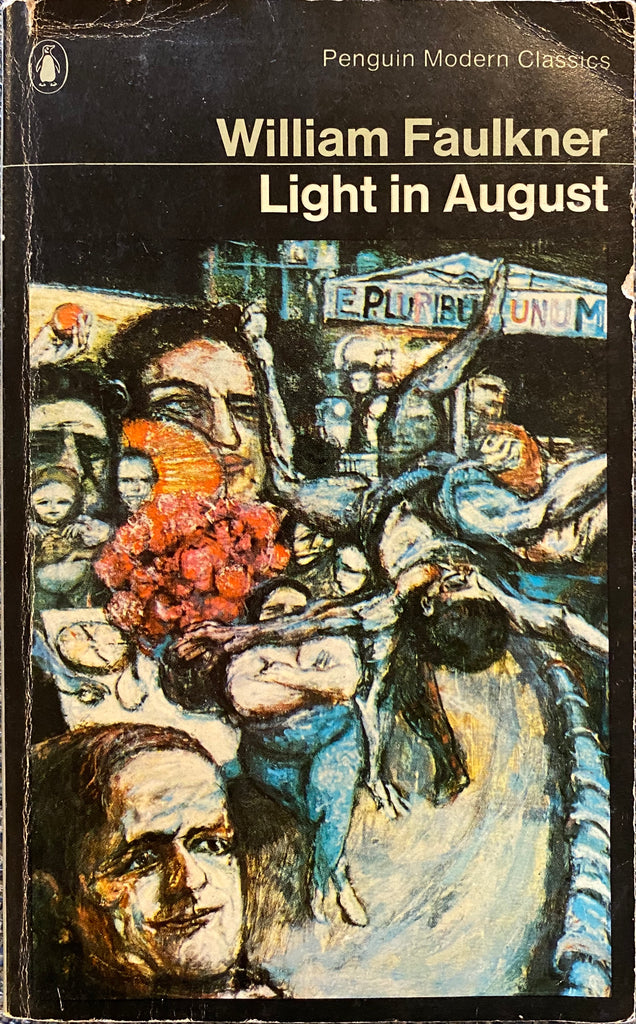 Light In August William Faulkner