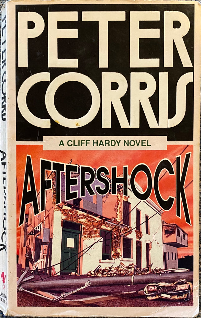 Aftershock Peter Corris