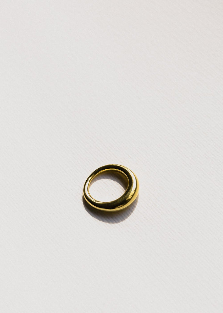Ring NO.1, Gold
