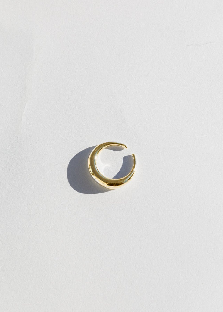 Seashore Toe Ring, Gold