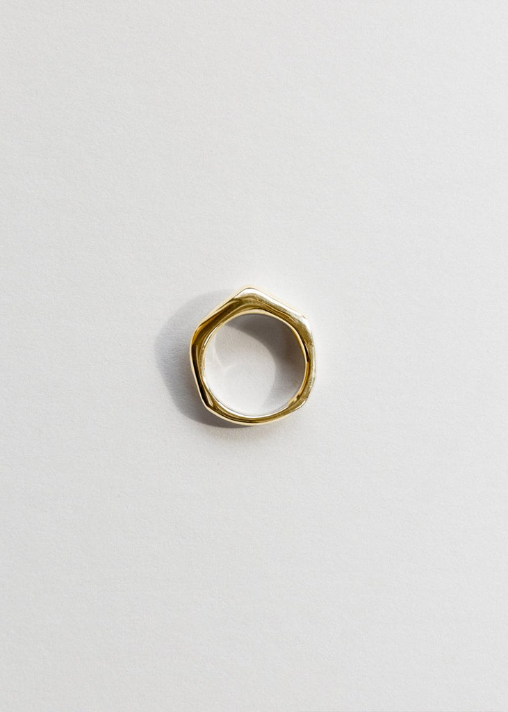 Blue Ring, Gold