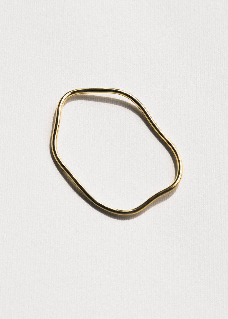 D'Orsay Bangle, Gold