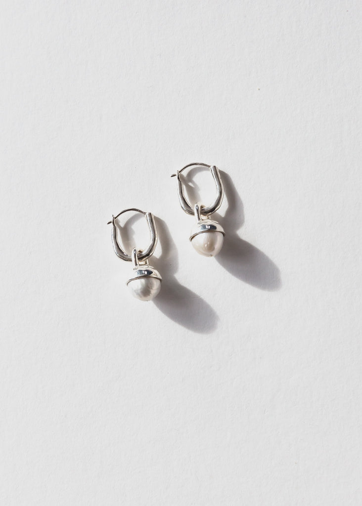 PREORDER — Jewel Earrings, Silver
