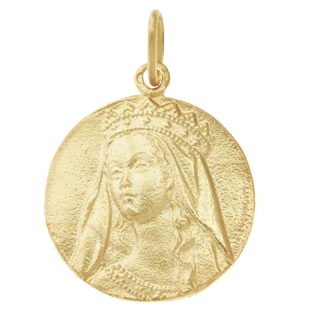 Mother Mary Protection Pendant