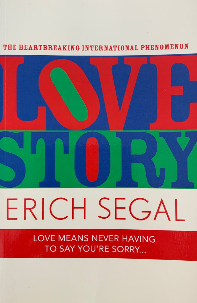Love Story: Erich Segal
