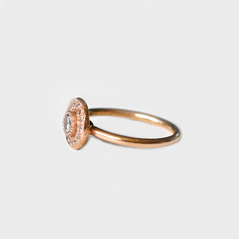 Rose Aurelia Ring