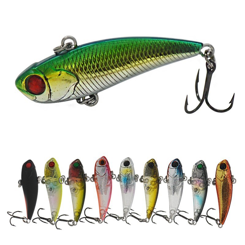 lures, baits