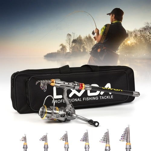 fishing rod reel kit