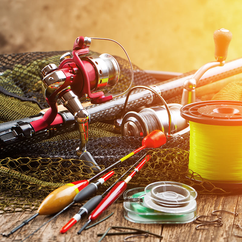 cheap fishing tackles on sale