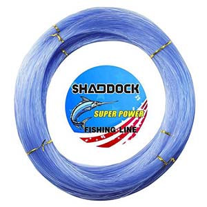 Nylon Monofilament Fishing Line of Best Fishing Line in Blue Color 547yds